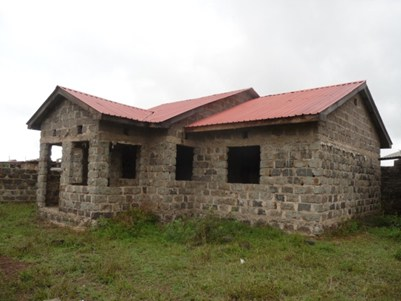3br bungalow on 1/4 acre for sale@ thika landless