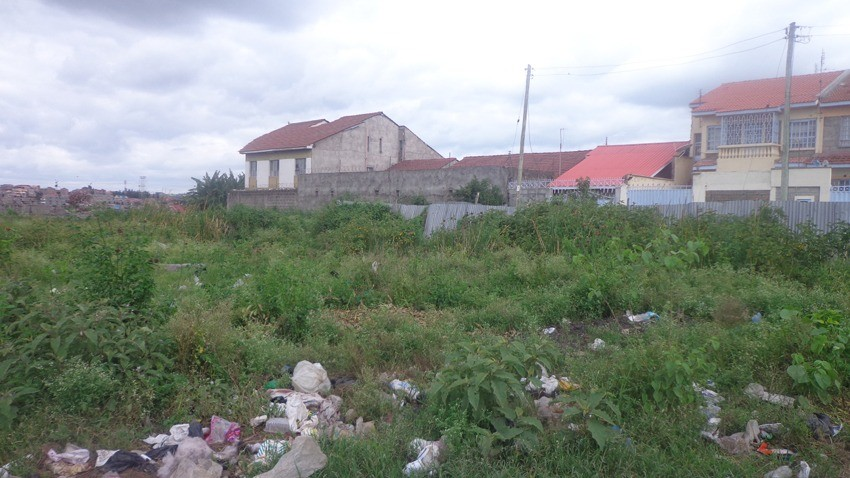 Donholm 1.05acres For Sale In Nairobi @ 47m