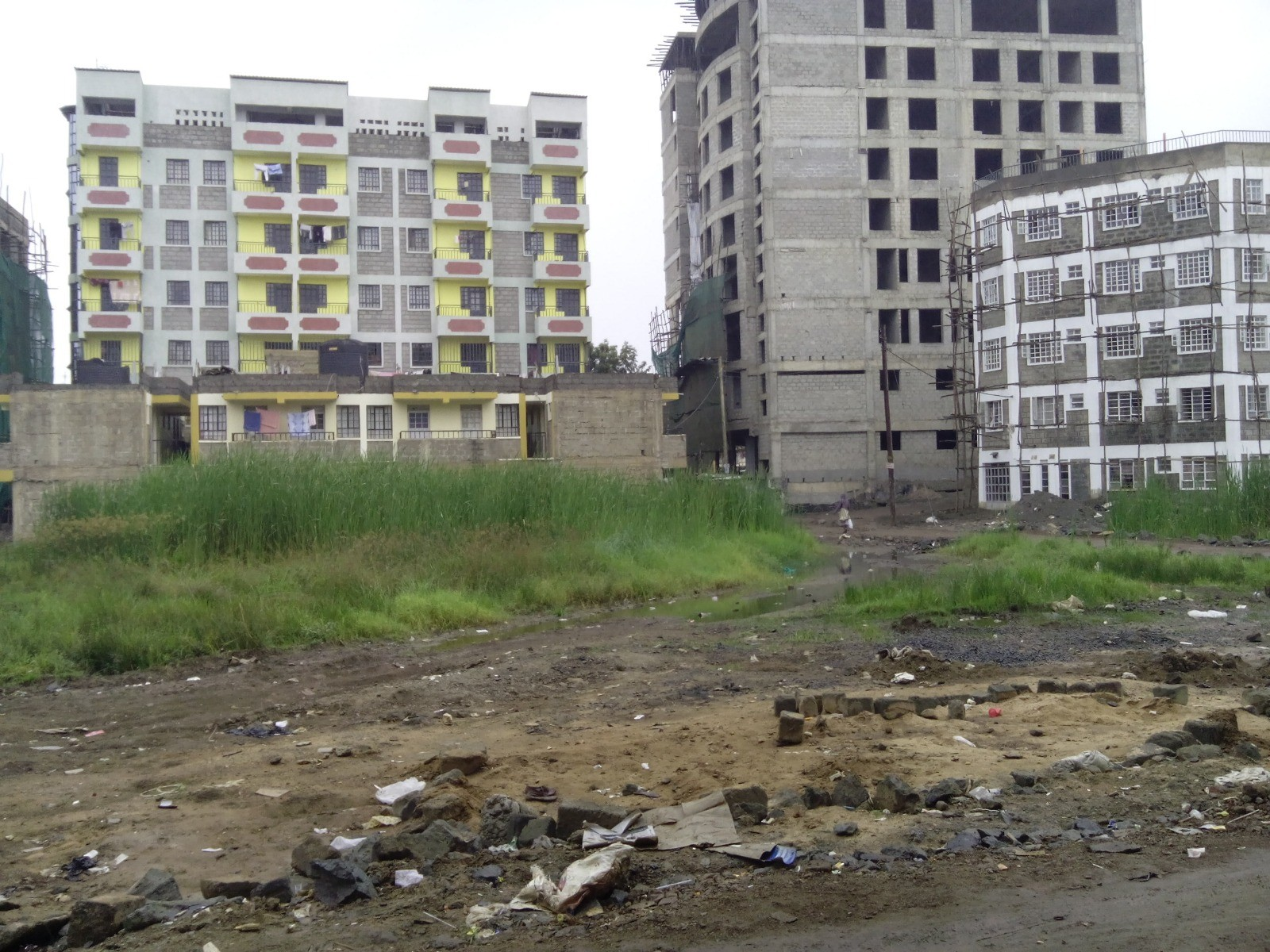 Juja 40×80 plot Behind the Police station and near JKUAT Main Gate