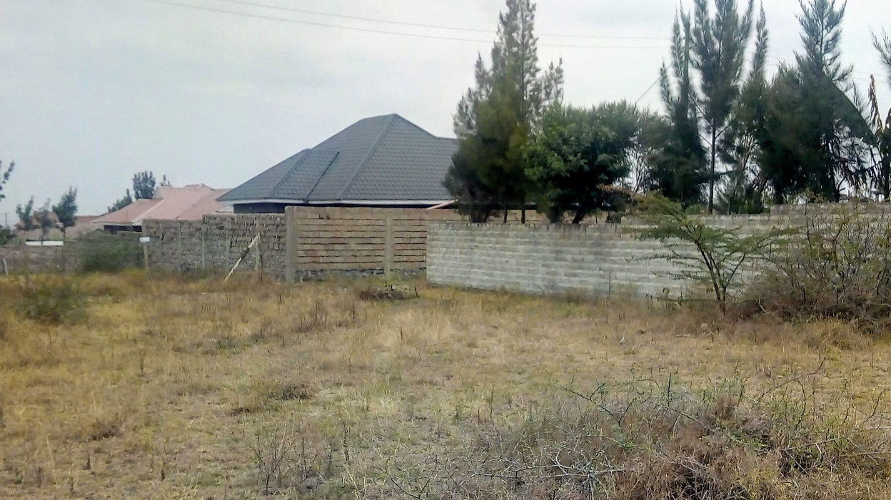 Sabaki Estate 1/4 acre prime residential plot