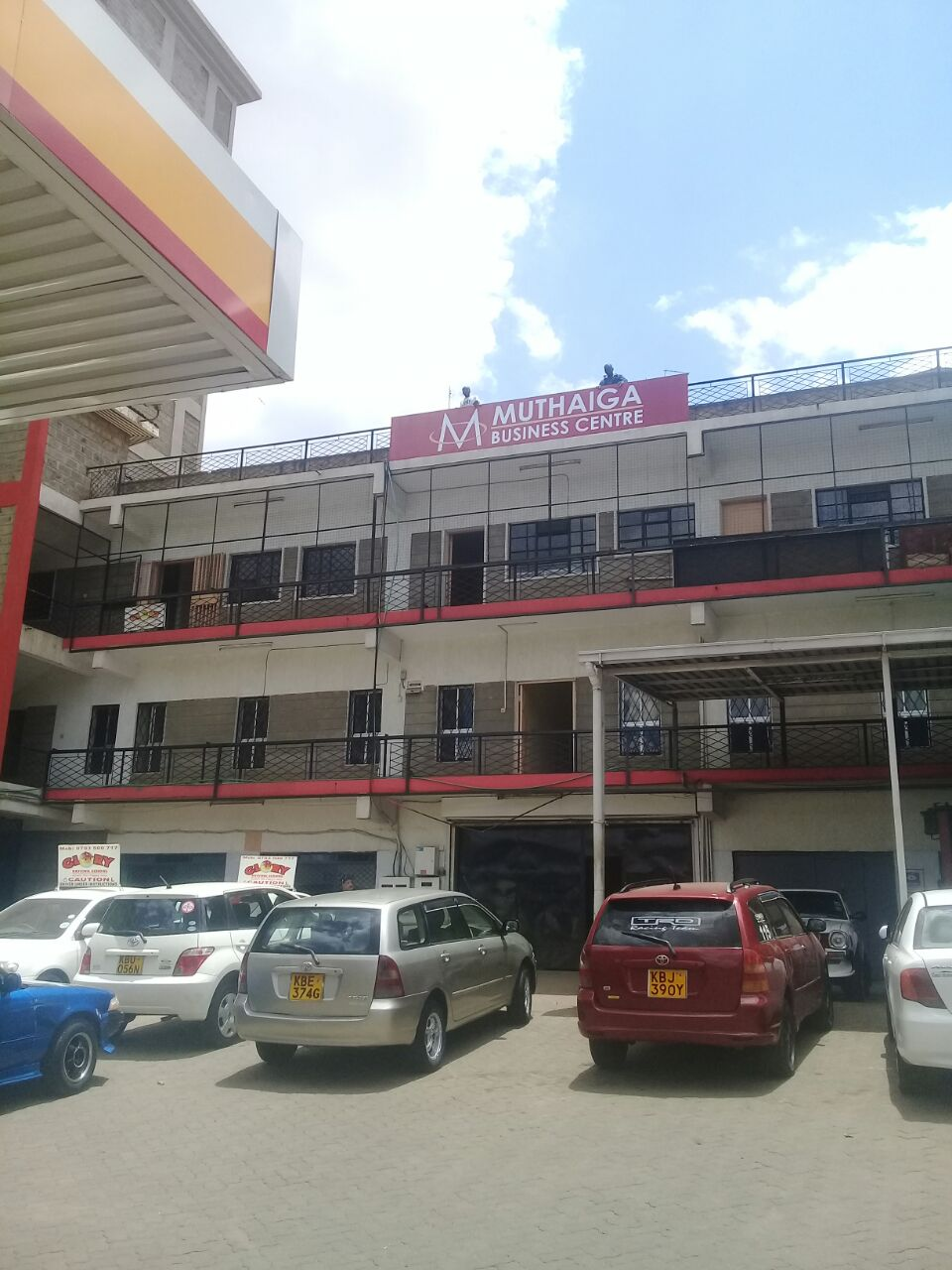 Muthaiga Self Contained Offices to let